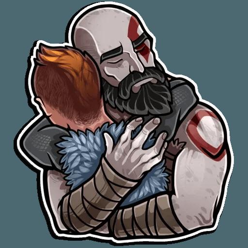 God Of War - Sticker 26