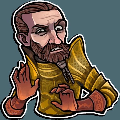 God Of War - Sticker 22