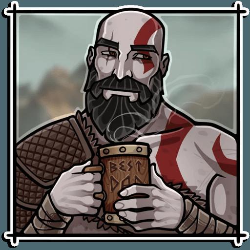 God Of War - Sticker 5