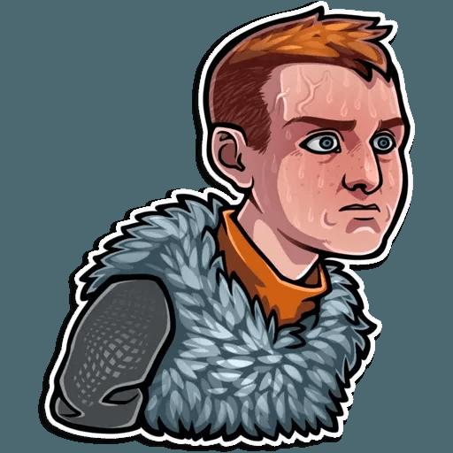 God Of War - Sticker 25