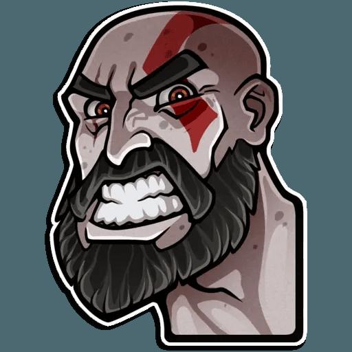 God Of War - Sticker 15