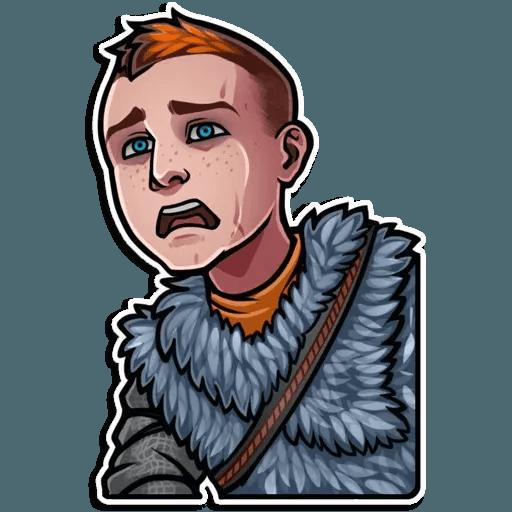 God Of War - Sticker 8