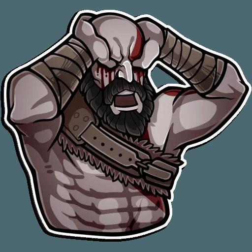 God Of War - Sticker 29