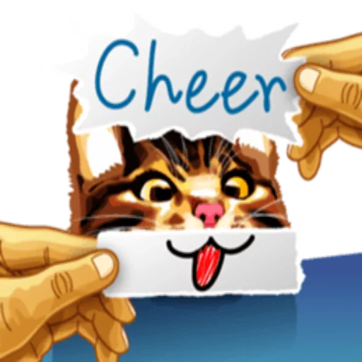 Meme Kat - Sticker 28
