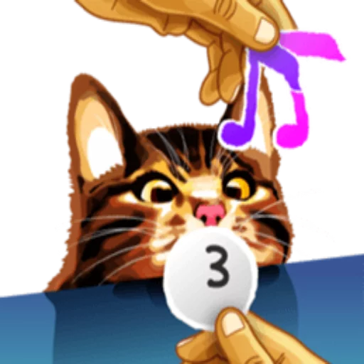 Meme Kat - Sticker 24