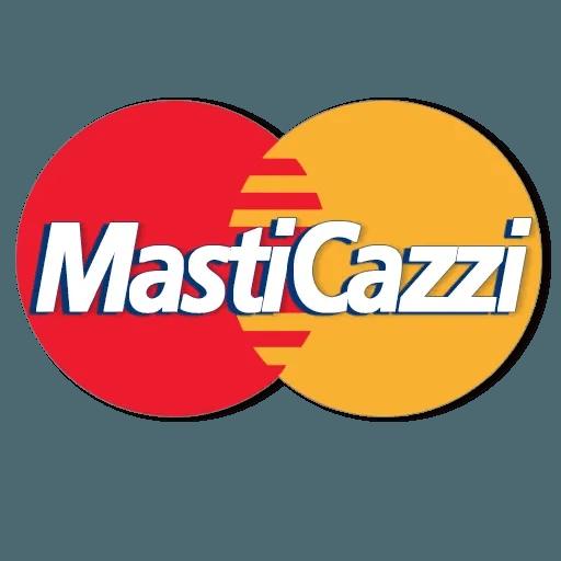 Sto cazzo - Sticker 2