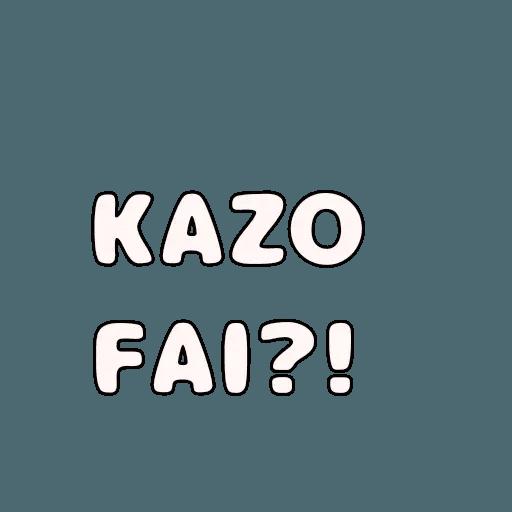 Sto cazzo - Sticker 29