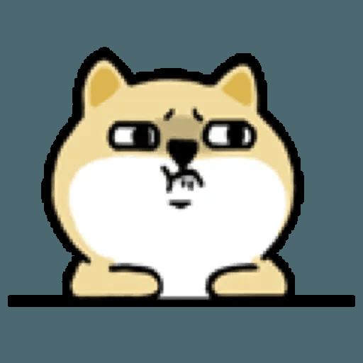 小肥柴9 - Sticker 3