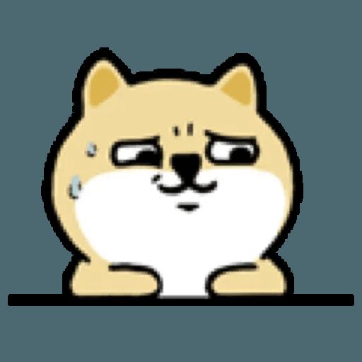 小肥柴9 - Sticker 5