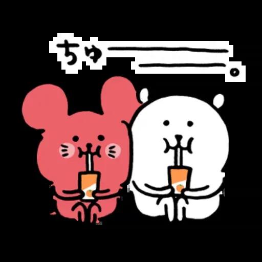 搞笑白熊2 - Sticker 15