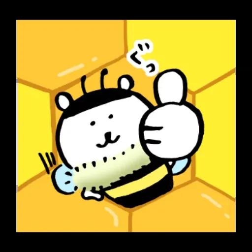 搞笑白熊2 - Sticker 24