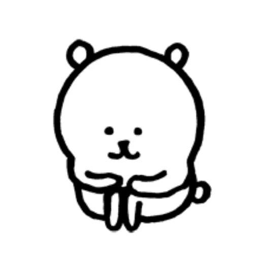 W bear emoji 2 - Sticker 7