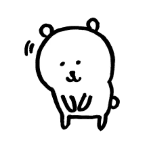 W bear emoji 2 - Sticker 4