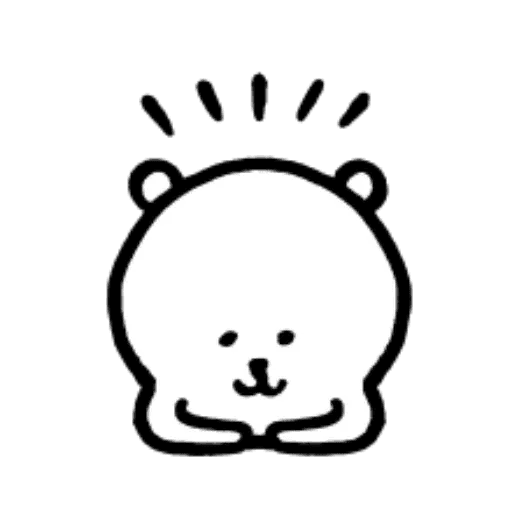 W bear emoji 2 - Sticker 5