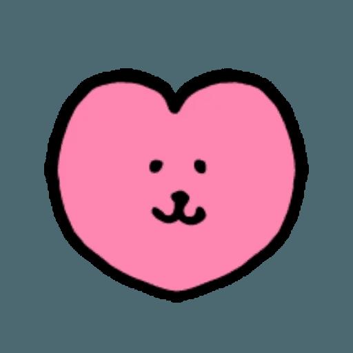 W bear emoji 2 - Sticker 12