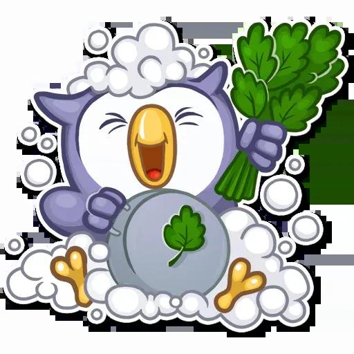 Совёнок - Sticker 9
