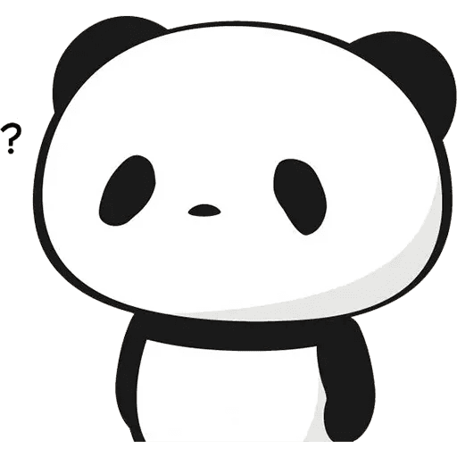 LittlePanda - Sticker 8