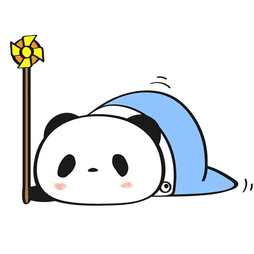 LittlePanda - Sticker 22