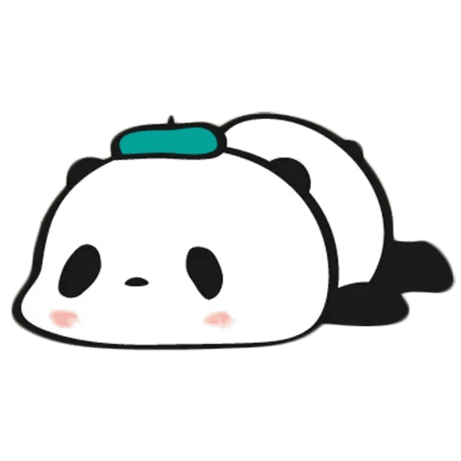 LittlePanda - Sticker 20