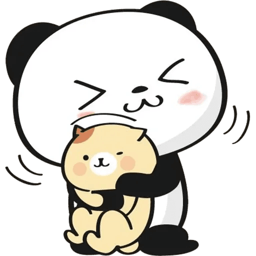LittlePanda - Sticker 4