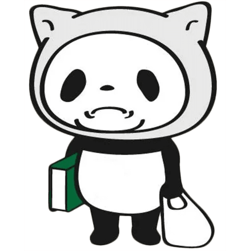 LittlePanda - Sticker 23