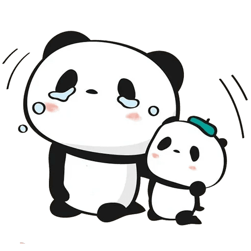 LittlePanda - Sticker 7