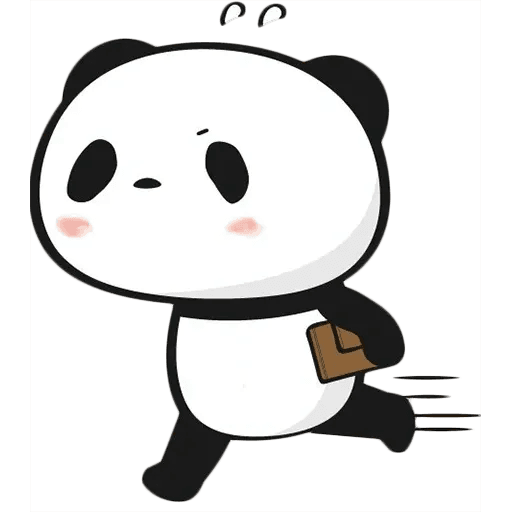LittlePanda - Sticker 18