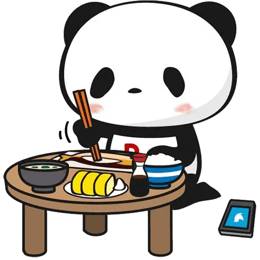 LittlePanda - Sticker 6
