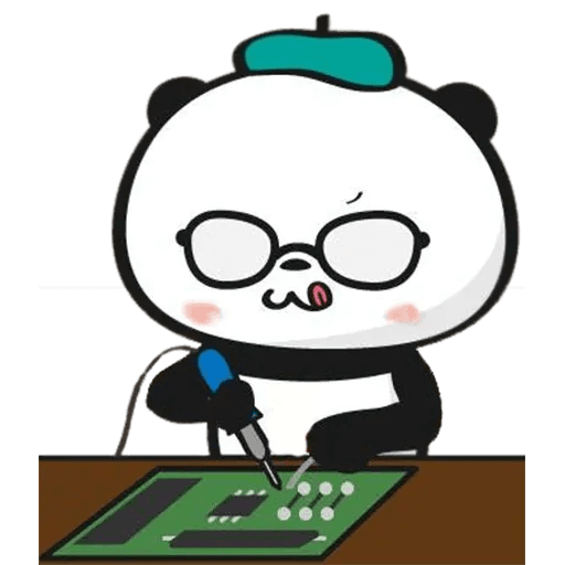 LittlePanda - Sticker 12