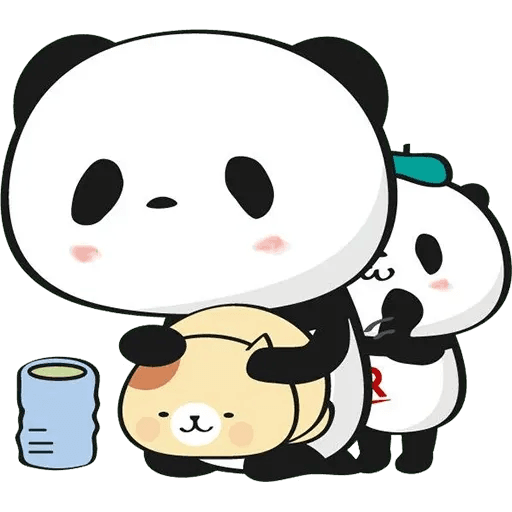 LittlePanda - Sticker 5