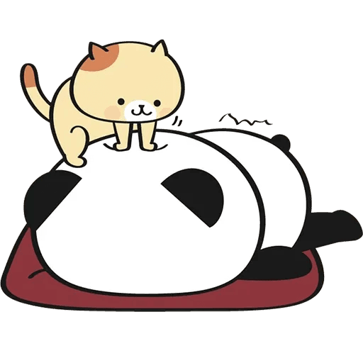 LittlePanda - Sticker 3