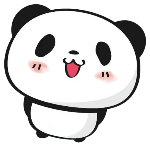 LittlePanda - Sticker 25