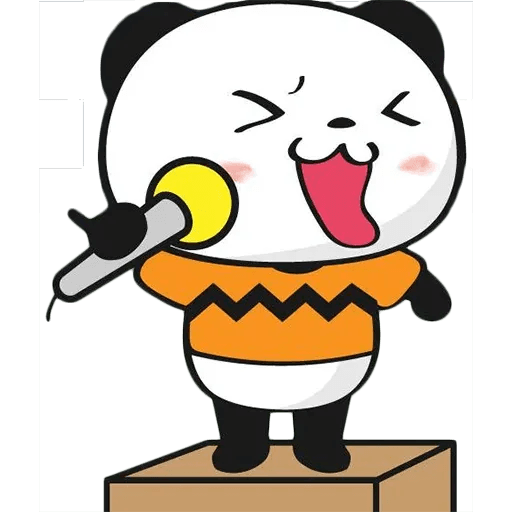 LittlePanda - Sticker 19