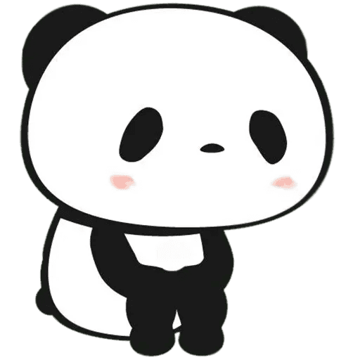 LittlePanda - Sticker 9