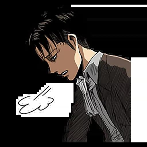 Shingeki no kyojin - Sticker 6