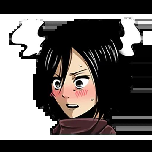 Shingeki no kyojin - Sticker 3