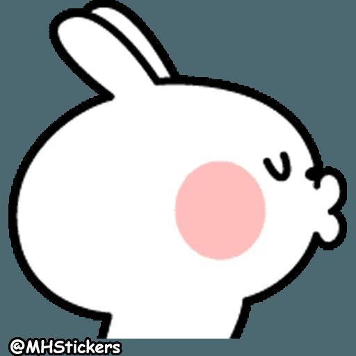 Spoiled rabbit 26 - Sticker 8