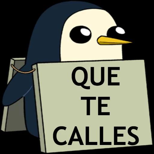 Pingüinos Garcy99 - Sticker 8