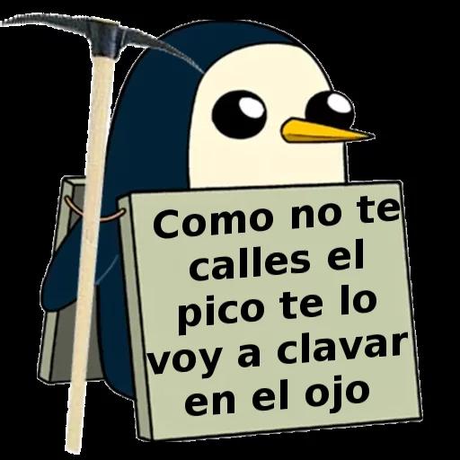 Pingüinos Garcy99 - Sticker 24