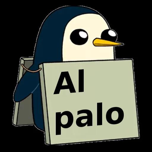 Pingüinos Garcy99 - Sticker 18