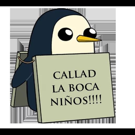 Pingüinos Garcy99 - Sticker 12