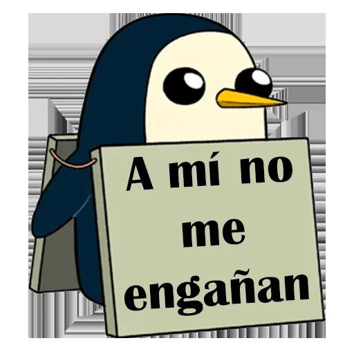 Pingüinos Garcy99 - Sticker 30