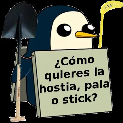 Pingüinos Garcy99 - Sticker 23