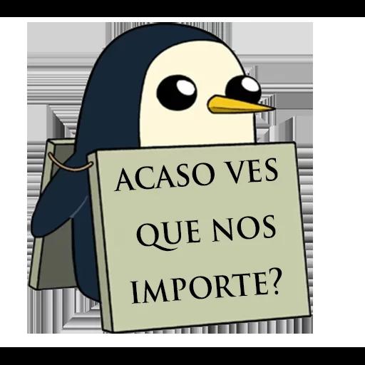 Pingüinos Garcy99 - Sticker 15