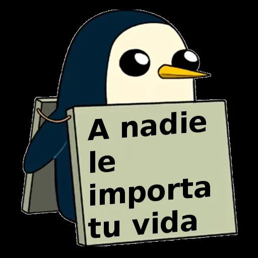 Pingüinos Garcy99 - Sticker 17