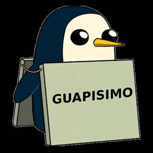 Pingüinos Garcy99 - Sticker 21