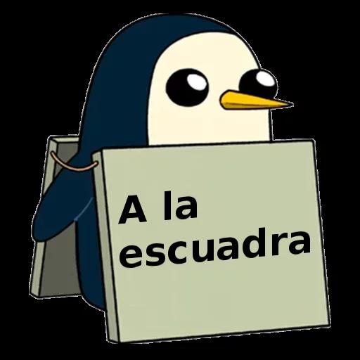 Pingüinos Garcy99 - Sticker 19