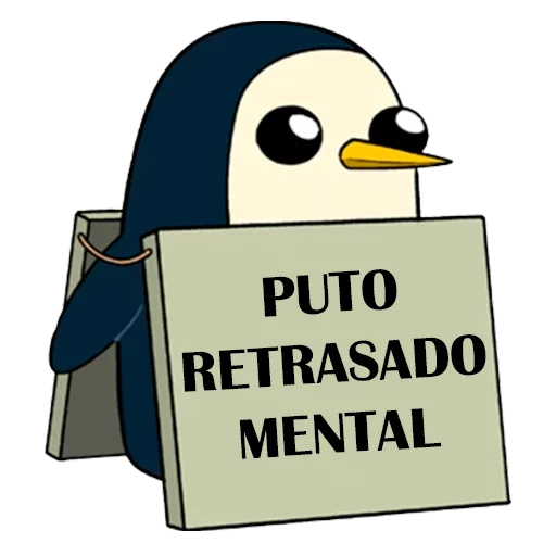 Pingüinos Garcy99 - Sticker 27