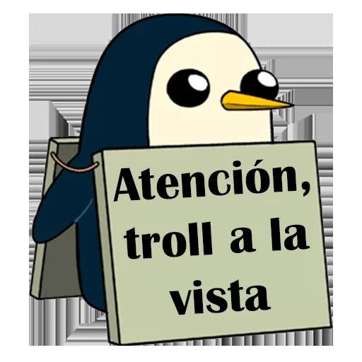 Pingüinos Garcy99 - Sticker 28