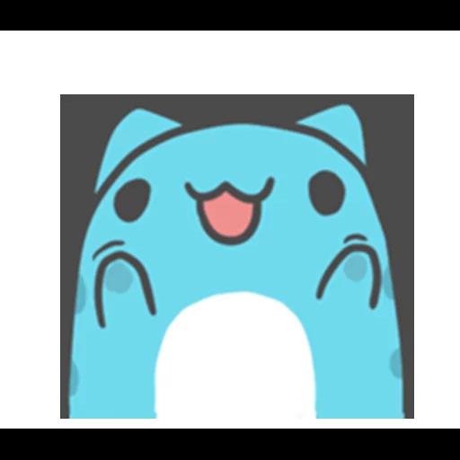 Capoo - Sticker 1